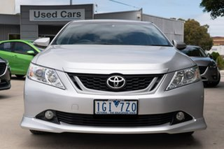 2015 Toyota Aurion GSV50R Sportivo Classic Silver 6 Speed Sports Automatic Sedan
