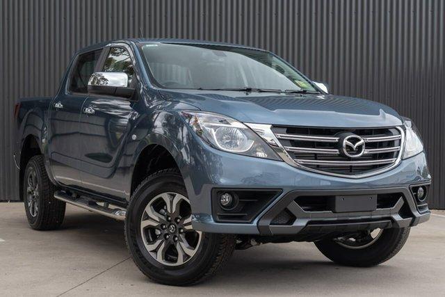 New Mazda BT-50 UR0YG1 XTR, 2019 Mazda BT-50 UR0YG1 XTR Blue Reflex 6 Speed Sports Automatic Utility
