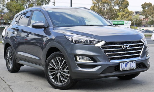 Demo Hyundai Tucson TL3 MY20 Elite 2WD, 2019 Hyundai Tucson TL3 MY20 Elite 2WD Pepper Gray 6 Speed Automatic Wagon