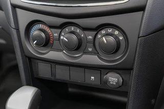 2019 Mazda BT-50 UR0YE1 XT 4x2 Hi-Rider Aluminium 6 Speed Sports Automatic Cab Chassis