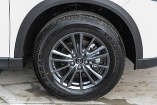 2019 Mazda CX-5 CX-5 H 6AUTO MAXX SPORT PETROL FWD Snowflake White Pearl Wagon