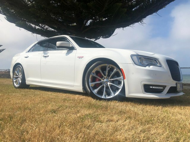 Used Chrysler 300 LX MY16 SRT E-Shift, 2016 Chrysler 300 LX MY16 SRT E-Shift White 8 Speed Sports Automatic Sedan