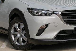 2019 Mazda CX-3 DK2W7A Ceramic 6 Speed Steptronic Wagon.