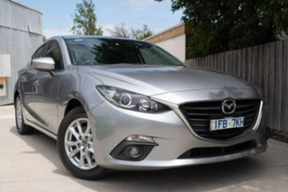 2015 Mazda 3 BM5278 Touring SKYACTIV-Drive Silver 6 Speed Sports Automatic Sedan.