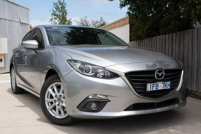 Used Mazda 3 BM5278 Touring SKYACTIV-Drive, 2015 Mazda 3 BM5278 Touring SKYACTIV-Drive Silver 6 Speed Sports Automatic Sedan