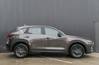 2019 Mazda CX-5 KF2W7A Maxx SKYACTIV-Drive FWD Titanium Flash 6 Speed Sports Automatic Wagon.