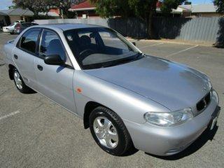 1999 Daewoo Nubira X 4 Speed Automatic Sedan.