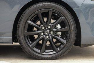 2019 Mazda 3 BP2HLA G25 SKYACTIV-Drive Astina Polymetal Grey 6 Speed Sports Automatic Hatchback