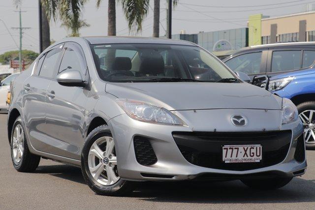 Used Mazda 3 BL10F2 Neo Activematic, 2012 Mazda 3 BL10F2 Neo Activematic Silver 5 Speed Sports Automatic Sedan