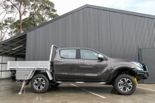 2018 Mazda BT-50 UR0YG1 Titanium Flash 6 Speed Steptronic Utility