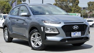 2019 Hyundai Kona OS.3 MY20 Active 2WD Lake Silver 6 Speed Sports Automatic Wagon.