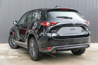 2019 Mazda CX-5 KF2W7A Maxx SKYACTIV-Drive FWD Sport Jet Black 6 Speed Sports Automatic Wagon