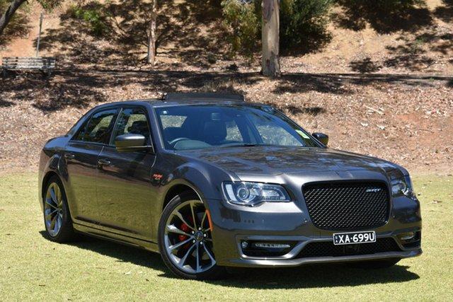 Demo Chrysler 300 LX MY19 SRT, 2019 Chrysler 300 LX MY19 SRT Granite Crystal 8 Speed Sports Automatic Sedan
