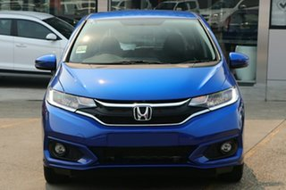 2020 Honda Jazz GF MY21 VTi-L Brilliant Sporty Blue 1 Speed Constant Variable Hatchback