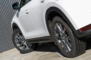 2019 Mazda CX-5 Akera Snowflake White Pearl 6 Speed Steptronic Wagon