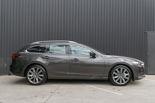 2019 Mazda 6 GL1033 Atenza SKYACTIV-Drive Titanium Flash 6 Speed Sports Automatic Wagon.
