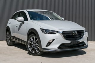 2019 Mazda CX-3 DK2W7A Akari SKYACTIV-Drive FWD Ceramic 6 Speed Sports Automatic Wagon