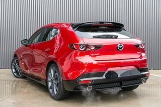 2019 Mazda 3 BP2H76 G20 SKYACTIV-MT Pure Soul Red Crystal 6 Speed Manual Hatchback