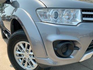 2014 Mitsubishi Challenger PC (KH) MY14 Grey 5 Speed Sports Automatic Wagon.