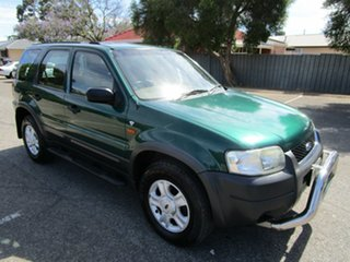 2004 Ford Escape ZA XLT 4 Speed Automatic Wagon.