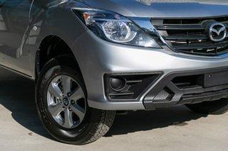 2019 Mazda BT-50 UR0YG1 XT Aluminium 6 Speed Sports Automatic Utility.