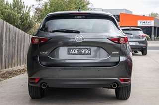 2017 Mazda CX-5 KF2W7A Maxx SKYACTIV-Drive FWD Sport Grey 6 Speed Sports Automatic Wagon