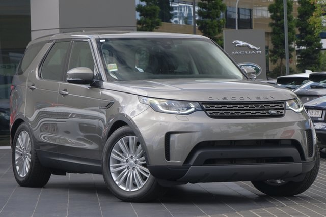 Demo Land Rover Discovery Series 5 L462 MY19 SD4 SE, 2019 Land Rover Discovery Series 5 L462 MY19 SD4 SE Silicon Silver 8 Speed Sports Automatic Wagon