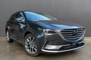 2019 Mazda CX-9 CX-9 J 6AUTO AZAMI AWD Machine Grey Wagon.
