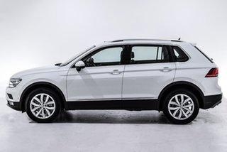 2019 Volkswagen Tiguan 5N MY19.5 132TSI DSG 4MOTION Comfortline White 7 Speed
