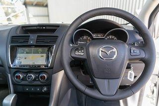 2019 Mazda BT-50 UR0YG1 Cool White 6 Speed Steptronic Utility