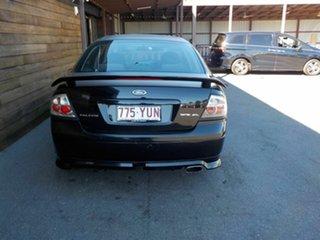 2004 Ford Falcon BA XR6 Black 4 Speed Sports Automatic Sedan