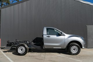 2019 Mazda BT-50 UR0YG1 XT 4x2 Hi-Rider Aluminium 6 Speed Manual Cab Chassis.
