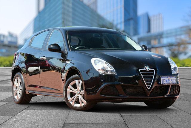 Used Alfa Romeo Giulietta Series 0 MY13 Progression TCT JTD-M, 2014 Alfa Romeo Giulietta Series 0 MY13 Progression TCT JTD-M Black 6 Speed