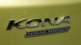 2019 Hyundai Kona OS.2 MY19 Highlander 2WD Acid Yellow & Black Roof 6 Speed Sports Automatic Wagon