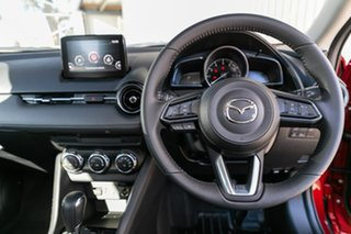 2019 Mazda CX-3 CX-3 D 6AUTO STOURING PETROL FWD Soul Red Crystal Wagon