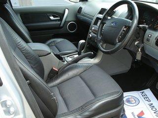 2008 Ford Territory SY SR RWD Lightning Strike 4 Speed Sports Automatic Wagon