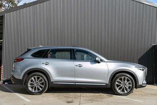2019 Mazda CX-9 TC Azami SKYACTIV-Drive i-ACTIV AWD LE Sonic Silver 6 Speed Sports Automatic Wagon.