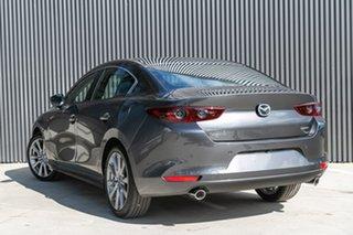 2019 Mazda 3 BP2SLA G25 SKYACTIV-Drive Evolve Machine Grey 6 Speed Sports Automatic Sedan