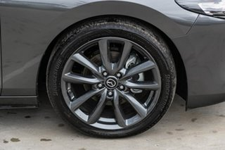 2019 Mazda 3 BP2HLA G25 SKYACTIV-Drive GT Machine Grey 6 Speed Sports Automatic Hatchback