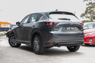 2017 Mazda CX-5 KF2W7A Maxx SKYACTIV-Drive FWD Sport Grey 6 Speed Sports Automatic Wagon.