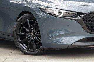2019 Mazda 3 BP2HLA G25 SKYACTIV-Drive Astina Polymetal Grey 6 Speed Sports Automatic Hatchback.