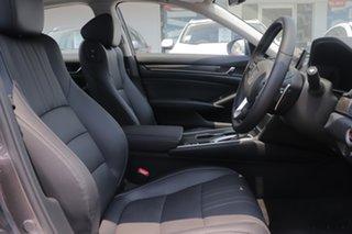 2019 Honda Accord 10th Gen MY19 VTi-LX Modern Steel 1 Speed Constant Variable Sedan