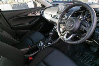 2019 Mazda CX-3 CX-3 D 6AUTO MAXX SPORT PETROL FWD Soul Red Crystal Wagon