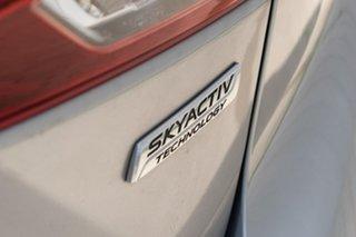 2014 Mazda 3 BM5238 SP25 SKYACTIV-Drive Astina Silver 6 Speed Sports Automatic Sedan