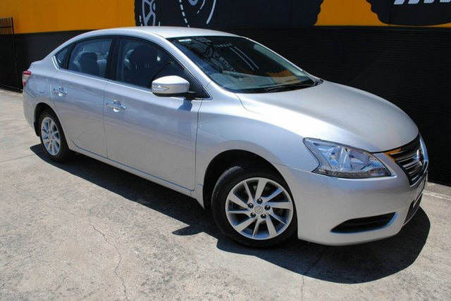 Used Nissan Pulsar B17 Series 2 ST, 2015 Nissan Pulsar B17 Series 2 ST Brilliant Silver 1 Speed Constant Variable Sedan