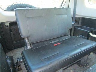 2003 Mitsubishi Pajero NP Exceed LWB (4x4) 5 Speed Auto Sports Mode Wagon