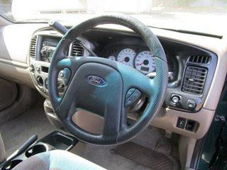 2004 Ford Escape ZA XLT 4 Speed Automatic Wagon