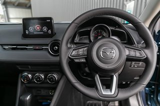 2019 Mazda CX-3 CX-3 D 6AUTO STOURING PETROL FWD Eternal Blue Wagon