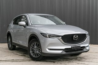2019 Mazda CX-5 KF2W7A Maxx SKYACTIV-Drive FWD Sport Sonic Silver 6 Speed Sports Automatic Wagon.