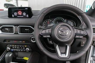 2019 Mazda CX-5 Akera Sonic Silver 6 Speed Steptronic Wagon